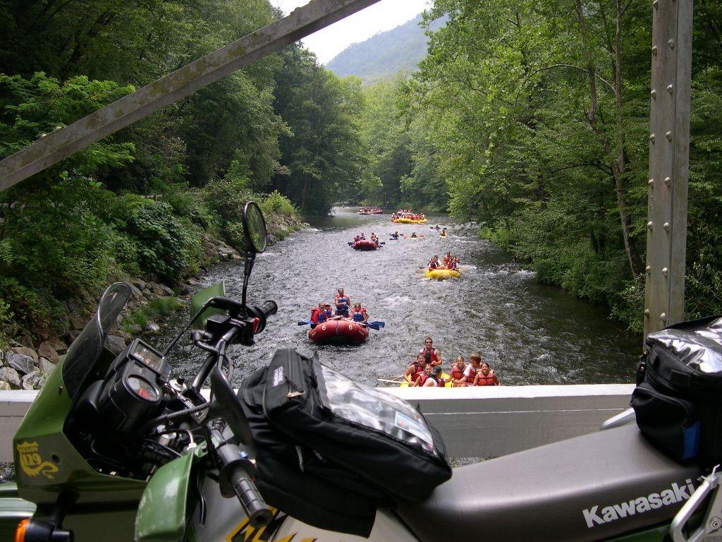 Nantahala Gorge River Rafting