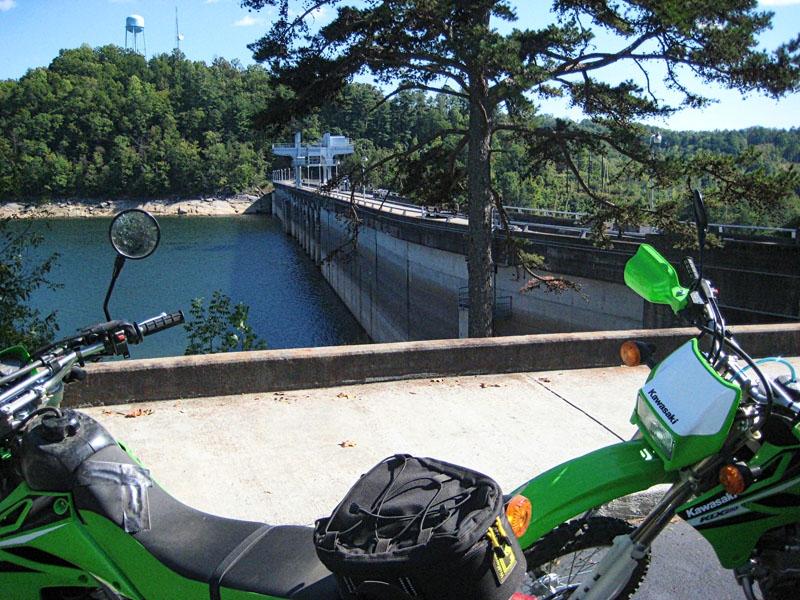 Hiawassee-Dam